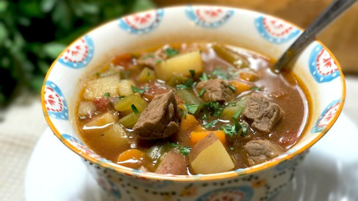 Fullsize Of Vegetable Beef Stew