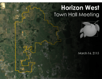 Horizon West Town Hall Meeting Master Presentation 2 3-16-15