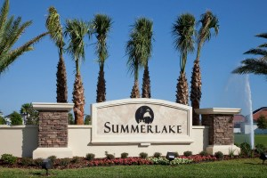 Summerlake Winter Garden Florida
