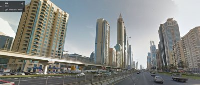 Google Street View Dubai now available - What's On