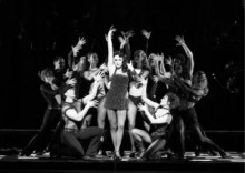 Sophie Carmen Jones slays as Velma Kelly