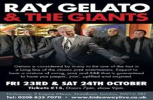 Ray Gelato And The Giants