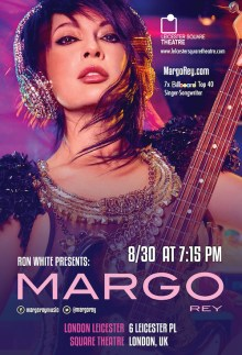 Margo Rey Band Presented By Ron White