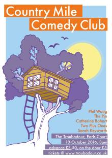 Country Mile Comedy Club