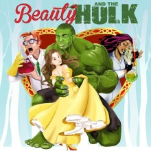 Beauty and the Hulk
