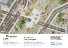 Passen-gers: a site specific exhibition series at the Brunswick Centre