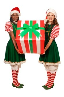 Santa's little helpers are coming to Edgware