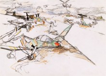 Linda Kitson: Drawings and Projects