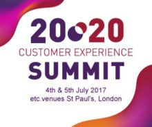 20:20 Customer Experience Summit 2017
