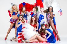 Stars and Strippers! – An All American Burlesque Revue