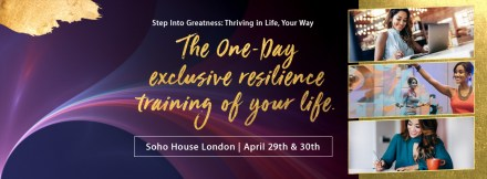 Step Into Greatness: Thrive in life, your way