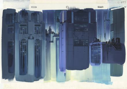 Anime Architecture: Backgrounds of Japan