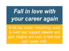 Fall in love with your career again
