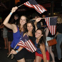 July 4th Party Pub Crawl
