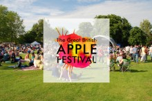 The Great British Apple Festival: Live Music, Food and Drink in Shoreditch