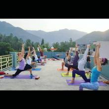 200 Hours Yoga Teacher Training in Rishikesh, India