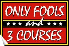 Only Fools and 3 Courses Interactive Dinner Show Docklands London