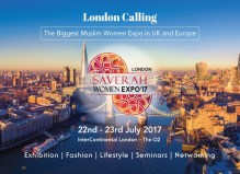 Saverah Women Expo London