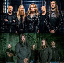 VUUR and Scar Symmetry live at The Dome, London