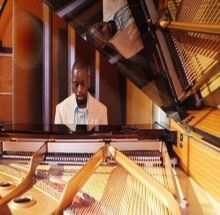 100 Wardour St Present Piano Sessions with James Jr.