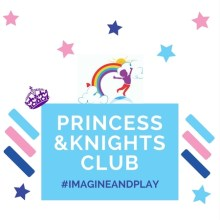 Imagine and Play Summer Club: Princess and Knights Club