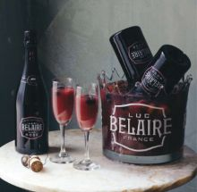 Bottomless Belaire Brunch in Chelsea