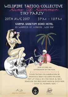 Sins of The Summer Party