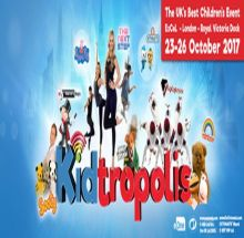 Kidtropolis MONDAY PM 23/10/2017