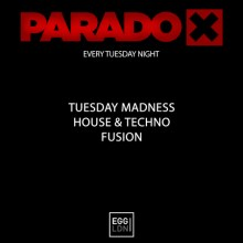 Paradox – Tuesday Madness – Special Guests Resident djs