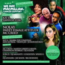Macmillan Cancer Fundraising Show w/ Sweet Female Attitude and Many More!