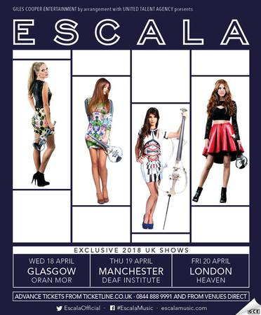 ESCALA at London Heaven