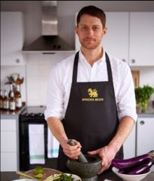 SINGHA BEER PRESENTS: THAI COOKALONG WITH ANDY OLIVER