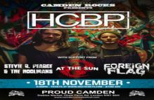 Camden Rocks presents HCBP and more at Proud Camden