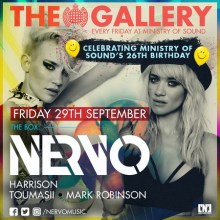The Gallery: NERVO