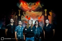 Angra @ The Underworld Camden