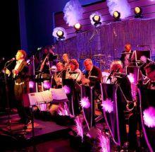 Fabulous Big Band Jazz Swing with Any Swing Goes Live at Hideaway