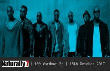 100 Wardour St Presents: Naturally 7
