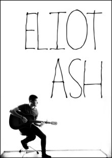 Eliot Ash -'One Step Away From Madness' – Debut Album @The Half Moon Putney