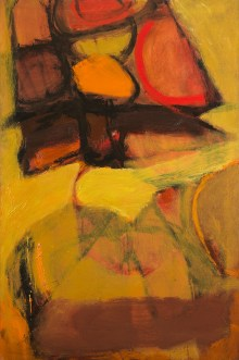 Albert Irvin: The Early Works 1950 – 1970