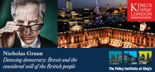 Detoxing democracy: Brexit and the considered will of the British people