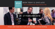 2018 International Bulk Wine and Spirits Show London