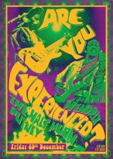 Are You Experienced? The Jimi Hendrix Tribute @ The Half Moon Putney