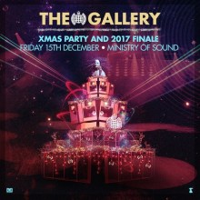 The Gallery: Xmas Party & 2017 Finale