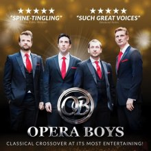 The Opera Boys, Millfield, Enfield, London, music, classical, West End, singing