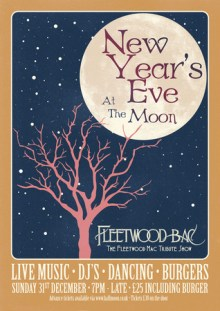 NYE Party – Fleetwood Bac + DJ's at The Half Moon Putney