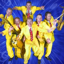 Fabulous afternoon of Jump Jive and Swing with The Jive Aces at Hideaway