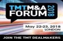 TMT M And A Forum 2018