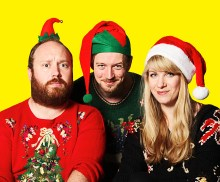 30 CHRISTMASES - Promo Image (1), image by Anna Soderblom