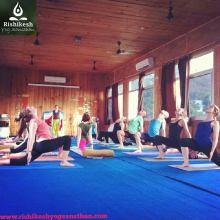 Yoga teacher training course in rishikesh