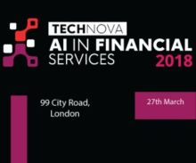TechNOVA: AI in Financial Services 2018